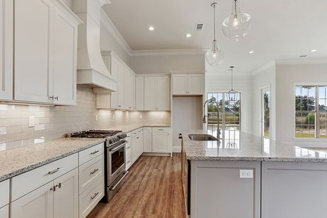 Kitchen-in-Adelaide-at-Bedico Creek-in-Madisonville