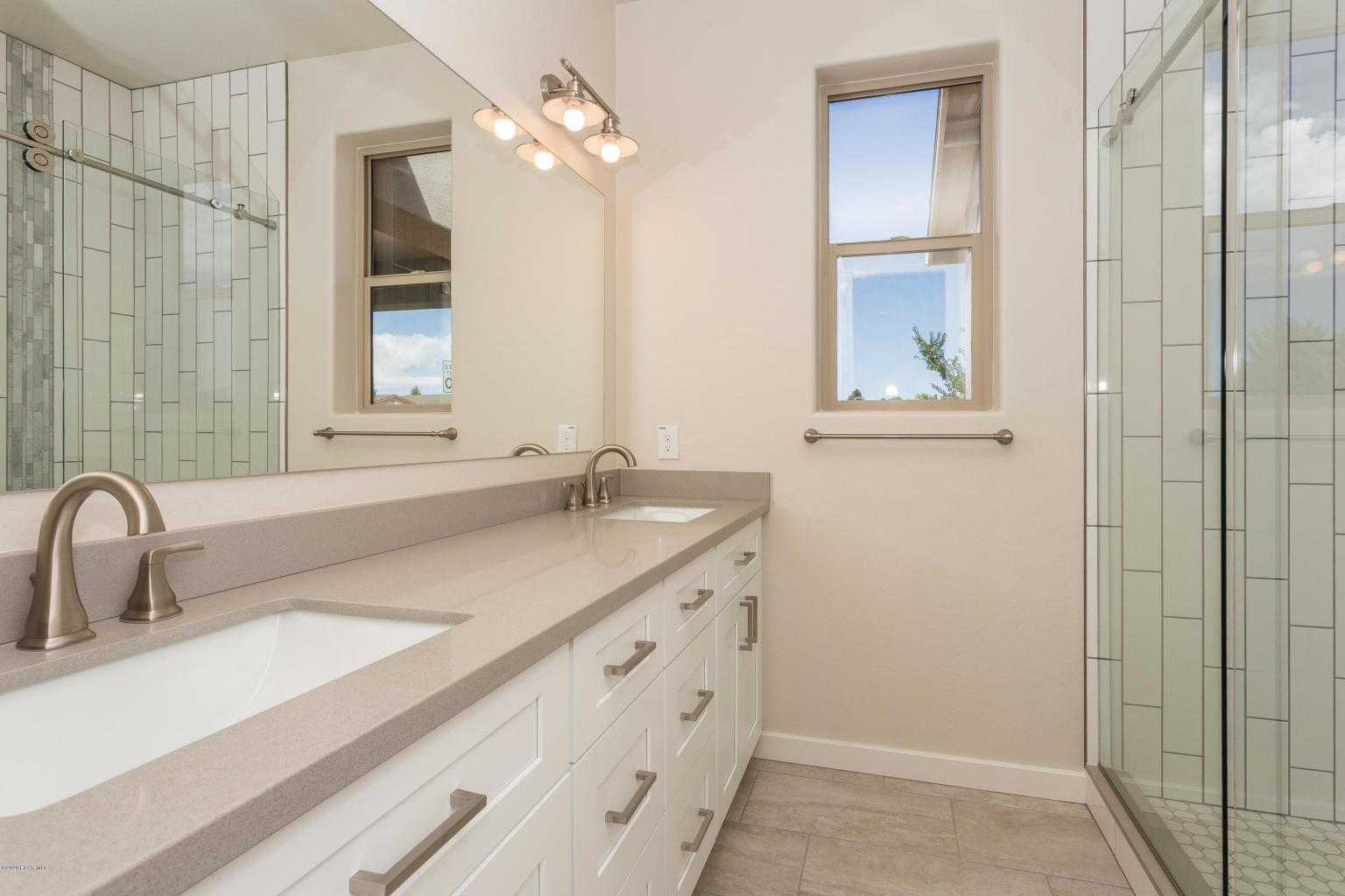 Bathroom featured in the Custom By Highlands Homes in Prescott, AZ