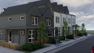 Commons at King por Highland Development Company en Denver Colorado
