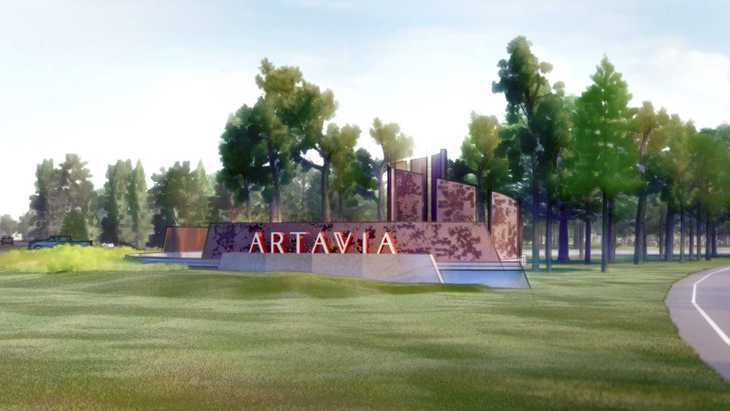 Artavia: 50ft. lots,77302