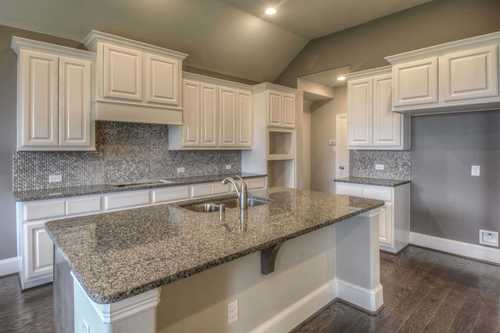 Kitchen-in-Plan 202-at-Jordan Ranch: 65ft. lots-in-Fulshear