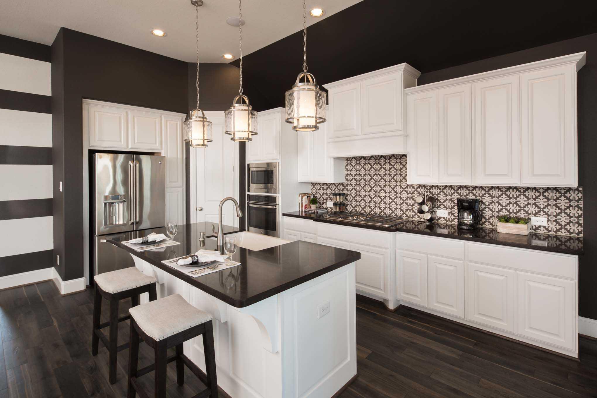 Kitchen-in-Plan 204-at-Pomona: 65ft. lots-in-Manvel