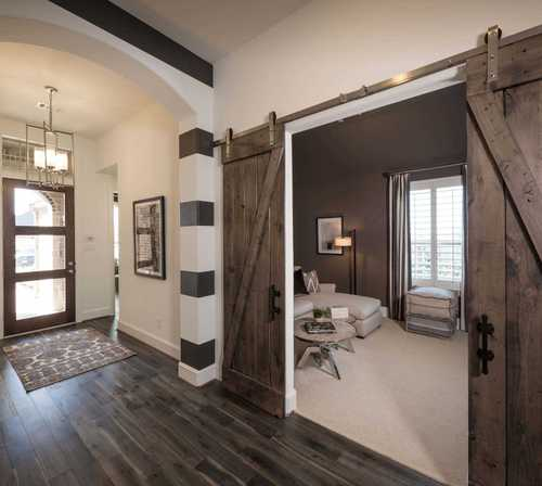 Foyer-in-Plan 204-at-Union Park: 60ft. lots-in-Aubrey