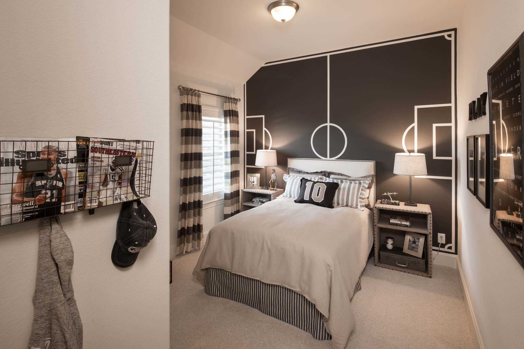 Bedroom-in-Plan 204-at-Balcones Creek: 70ft. lots-in-Boerne