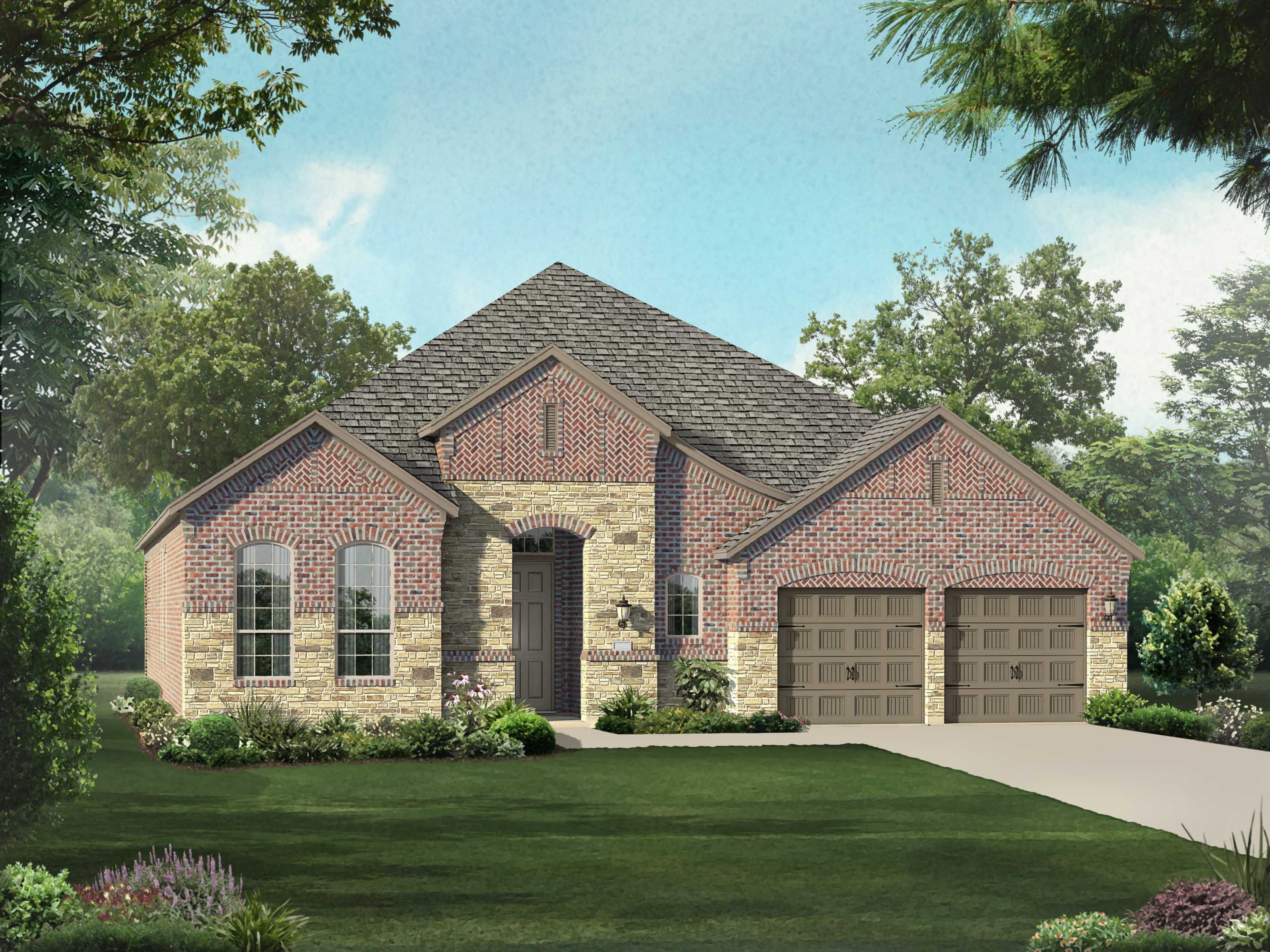 affordable home builders texas