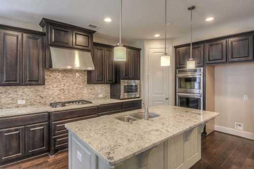Kitchen-in-Plan 209-at-Lakeside at Tessera on Lake Travis: 60ft. lots-in-Lago Vista