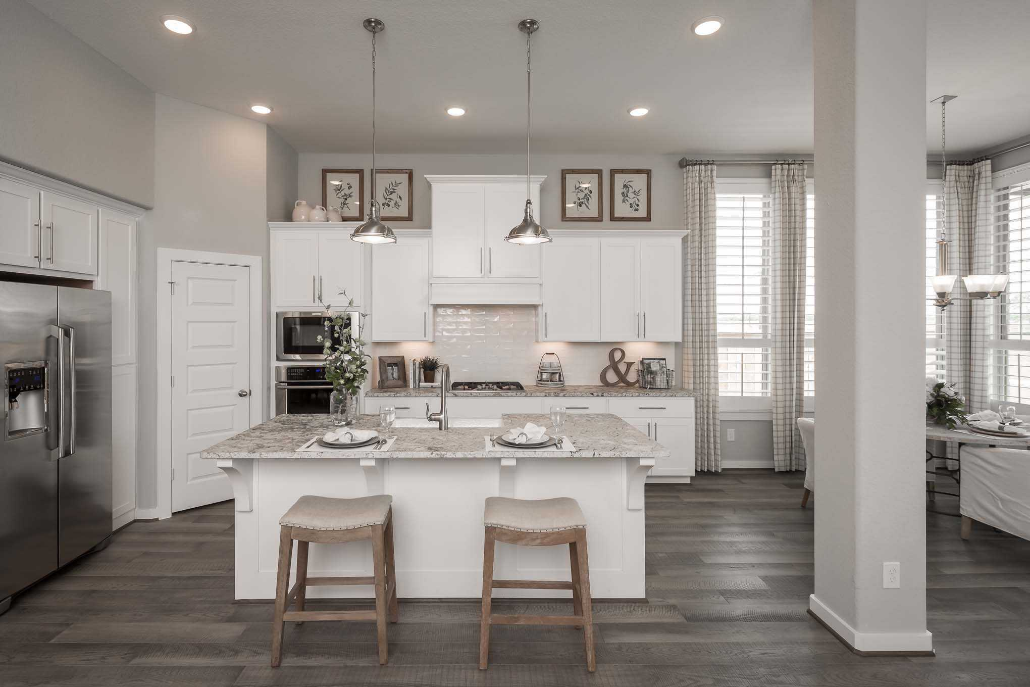 Kitchen-in-Plan 539-at-Elyson: 55ft. lots-in-Katy