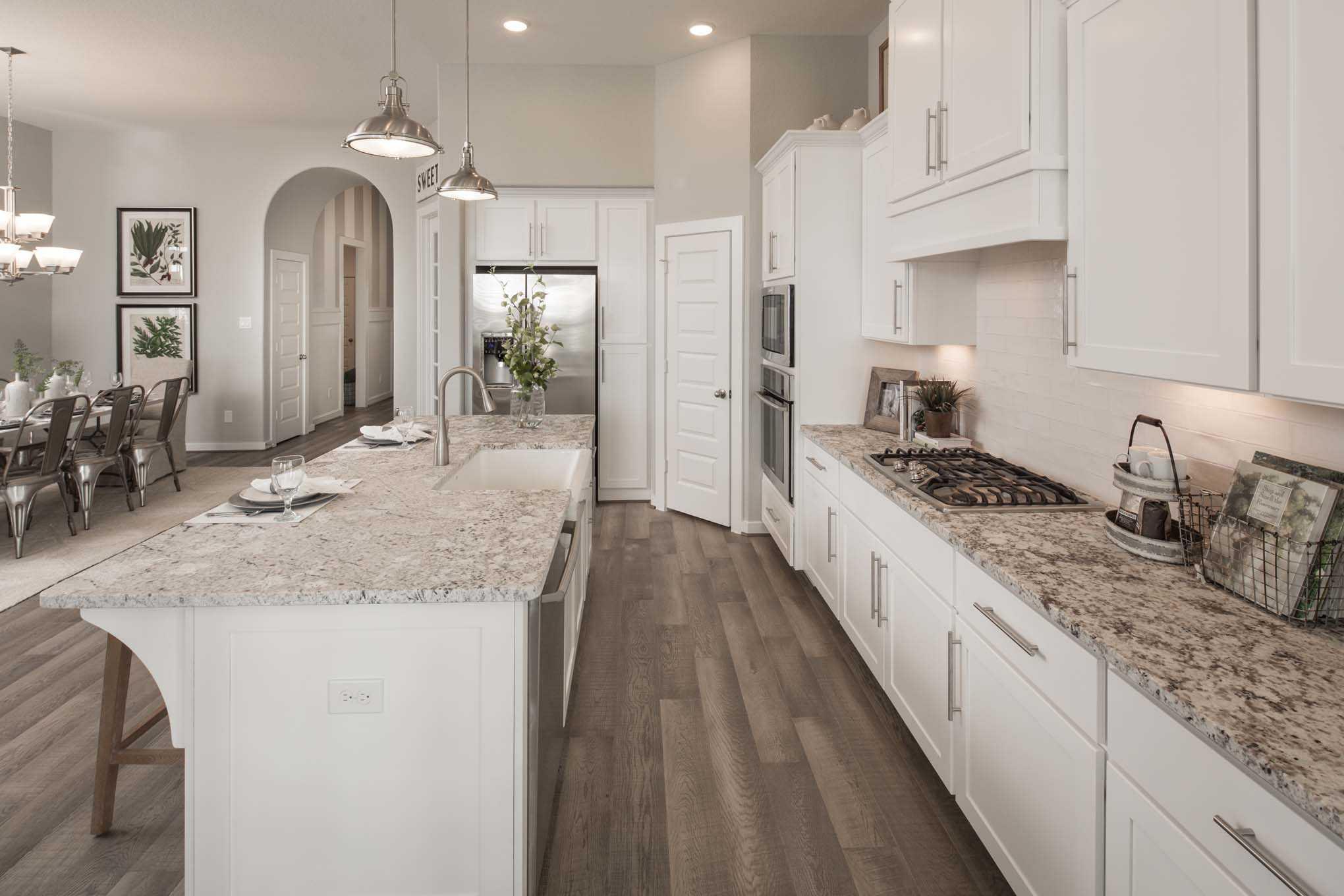 Kitchen-in-Plan 539-at-Ventana: 55ft. lots-in-Bulverde