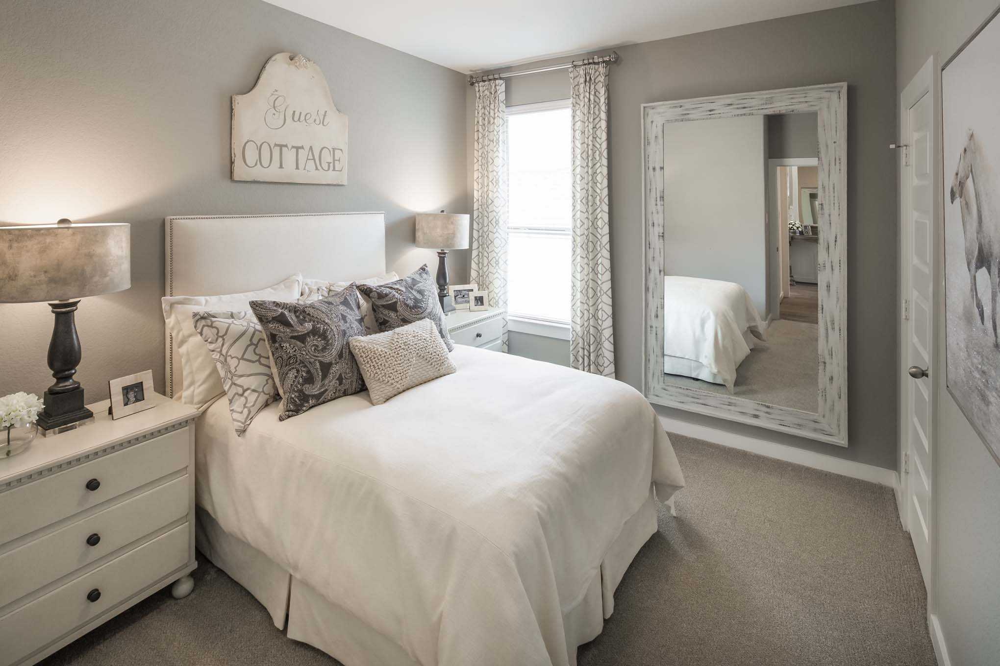Bedroom-in-Plan 539-at-Woodforest: 55ft. lots-in-Montgomery