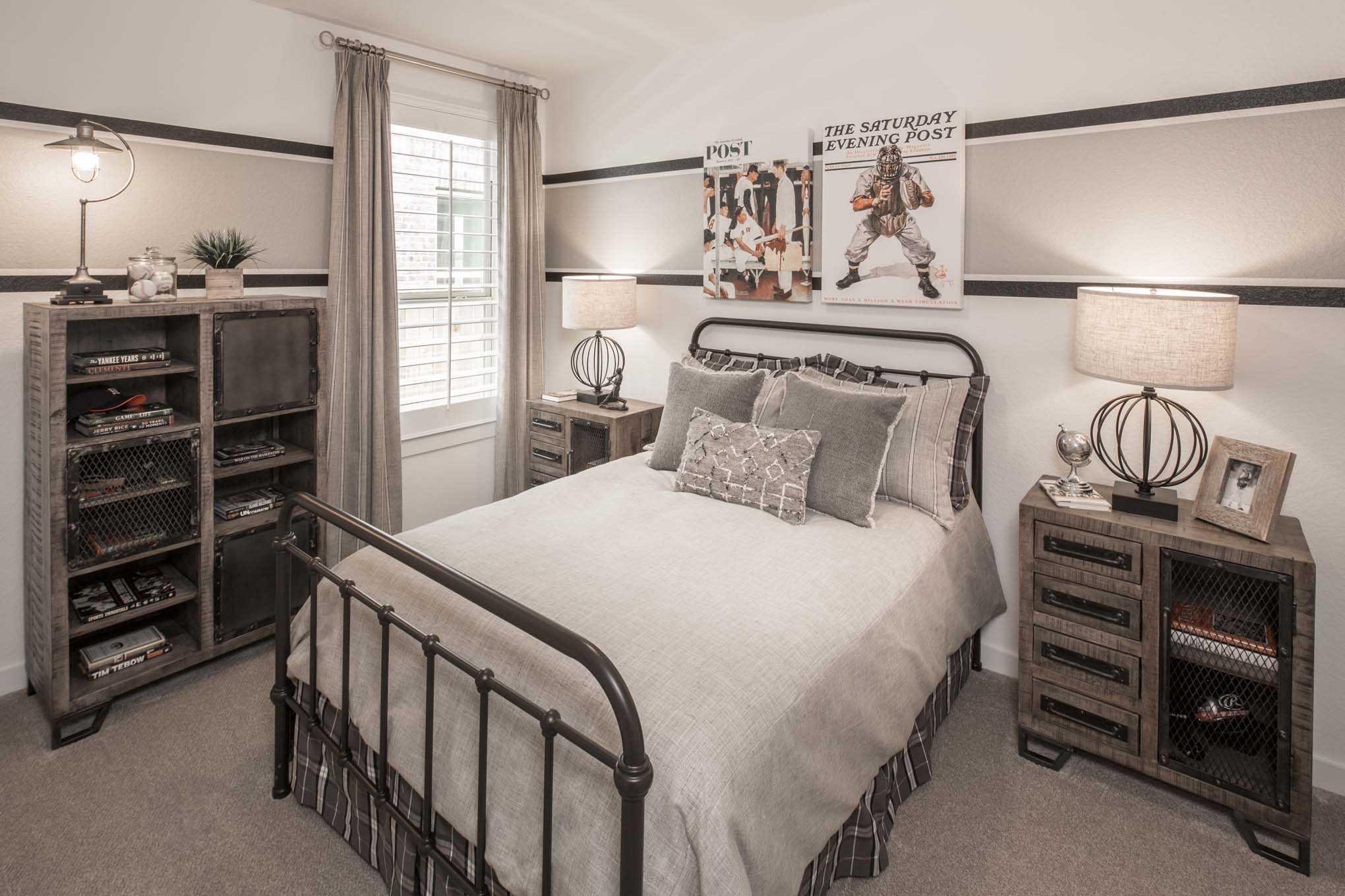 Bedroom-in-Plan 539-at-Front Gate in Fair Oaks Ranch: 60ft. lots-in-Fair Oaks Ranch