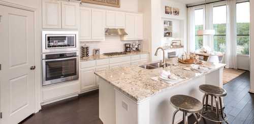 Kitchen-in-Plan 229-at-Balcones Creek: 70ft. lots-in-Boerne