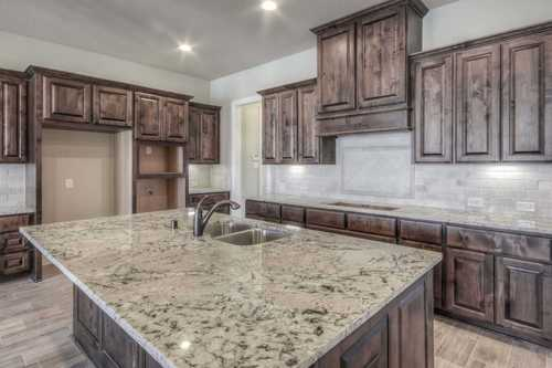 Kitchen-in-Plan 261-at-Balcones Creek: 70ft. lots-in-Boerne