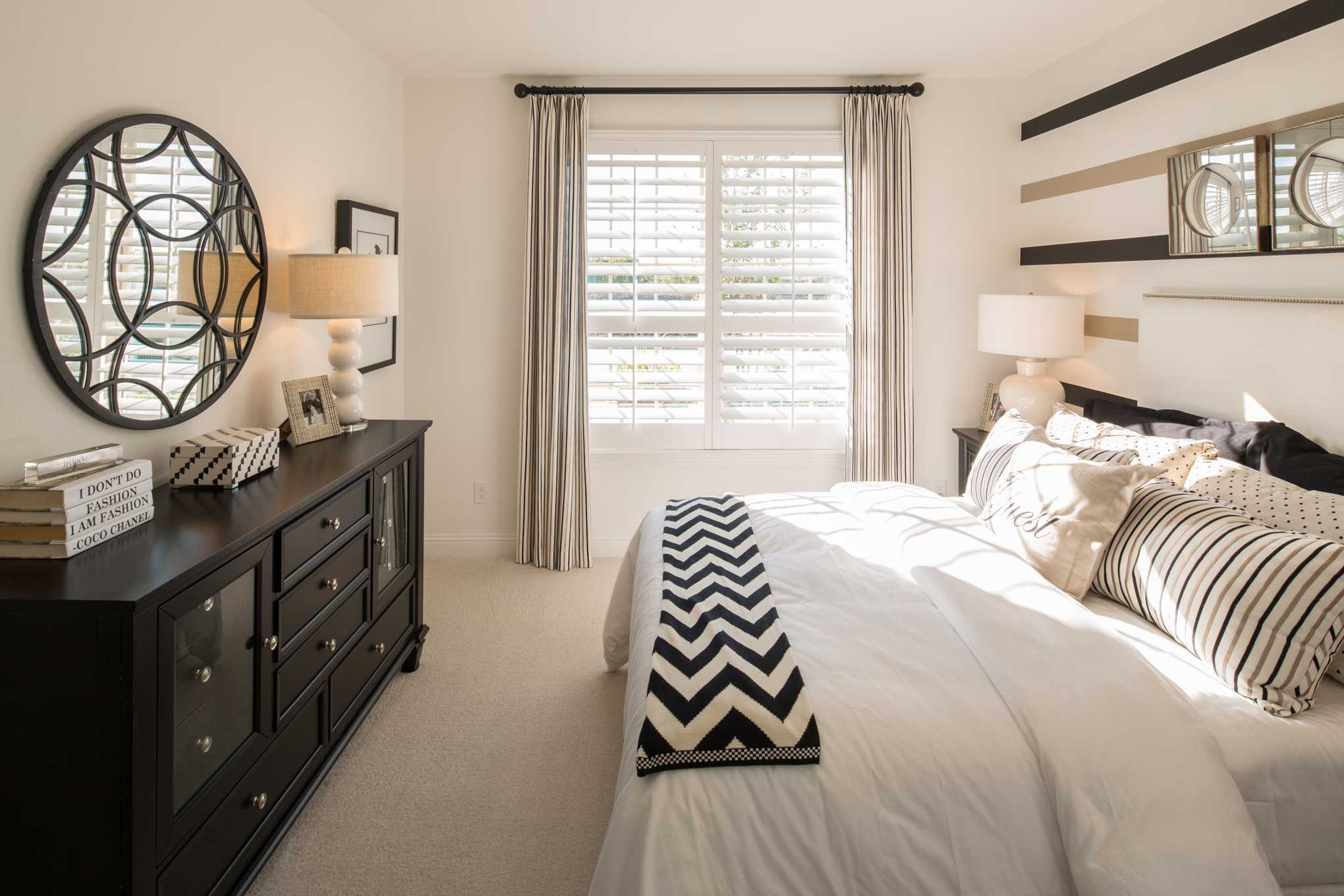 Bedroom-in-Plan 267-at-Edgestone at Legacy-in-Frisco