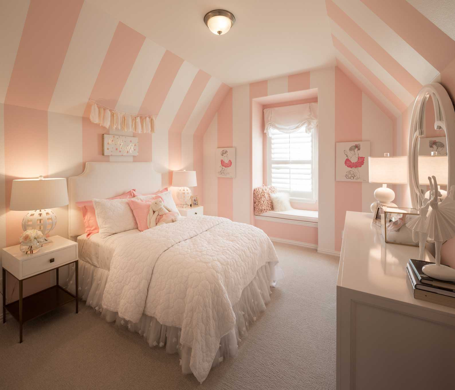 Bedroom featured in the Plan 267 By Highland Homes in Dallas, TX