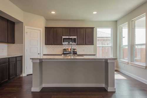 Kitchen-in-Plan Southport-at-Parkside - Celina-in-Celina