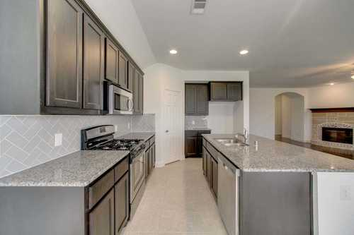 Kitchen-in-Plan Milton-at-Devonshire: 60ft. lots-in-Forney