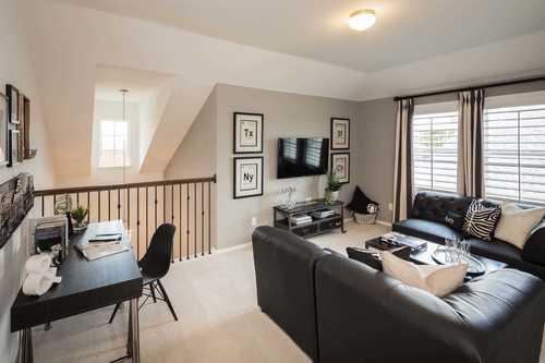 Recreation-Room-in-Plan Yorkshire-at-Glen Crossing: 60ft. lots-in-Celina