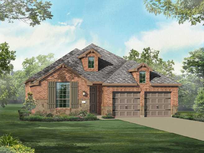 2131 Blackhawk Ridge Lane (Plan 539)
