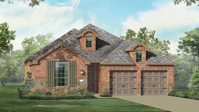 2131 Blackhawk Ridge Lane (Plan 539)