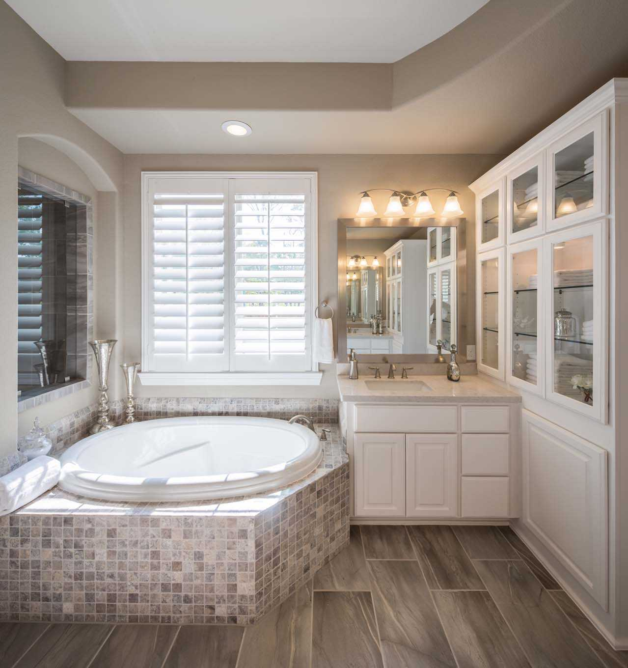 Bathroom featured in the Plan 297 By Highland Homes in Dallas, TX