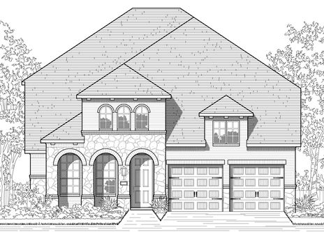 Morningstar By Highland Homes In Fort Worth Texas