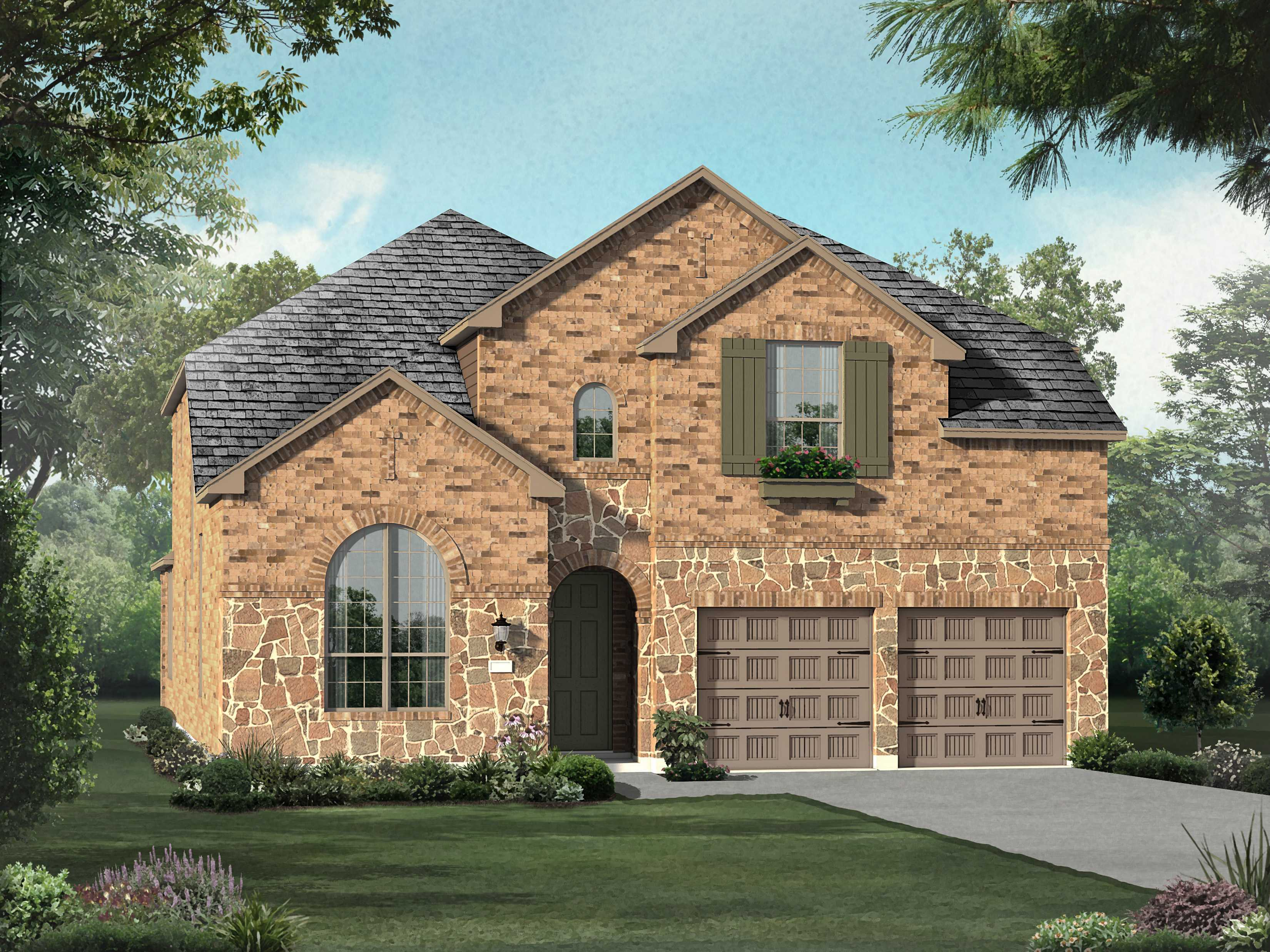 New Homes In Justin TX