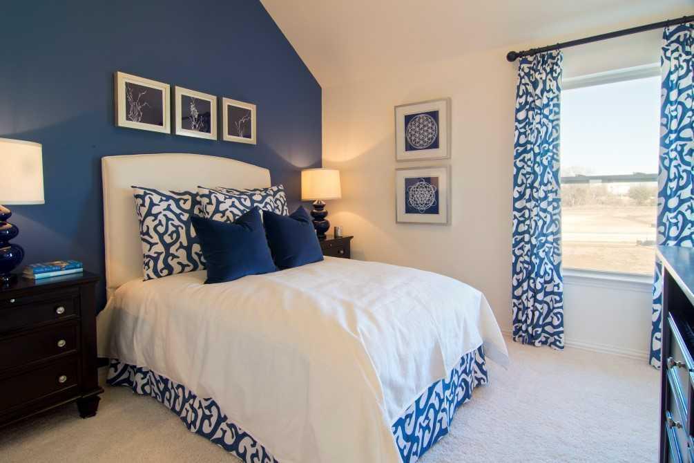 Bedroom-in-Plan 535-at-Front Gate in Fair Oaks Ranch: 60ft. lots-in-Fair Oaks Ranch