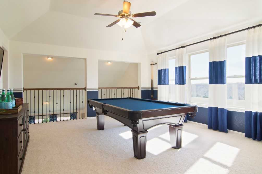 Recreation-Room-in-Plan 535-at-Front Gate in Fair Oaks Ranch: 60ft. lots-in-Fair Oaks Ranch