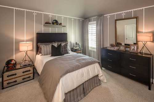 Bedroom-in-Plan 296-at-Wildridge: 70ft. lots-in-Oak Point
