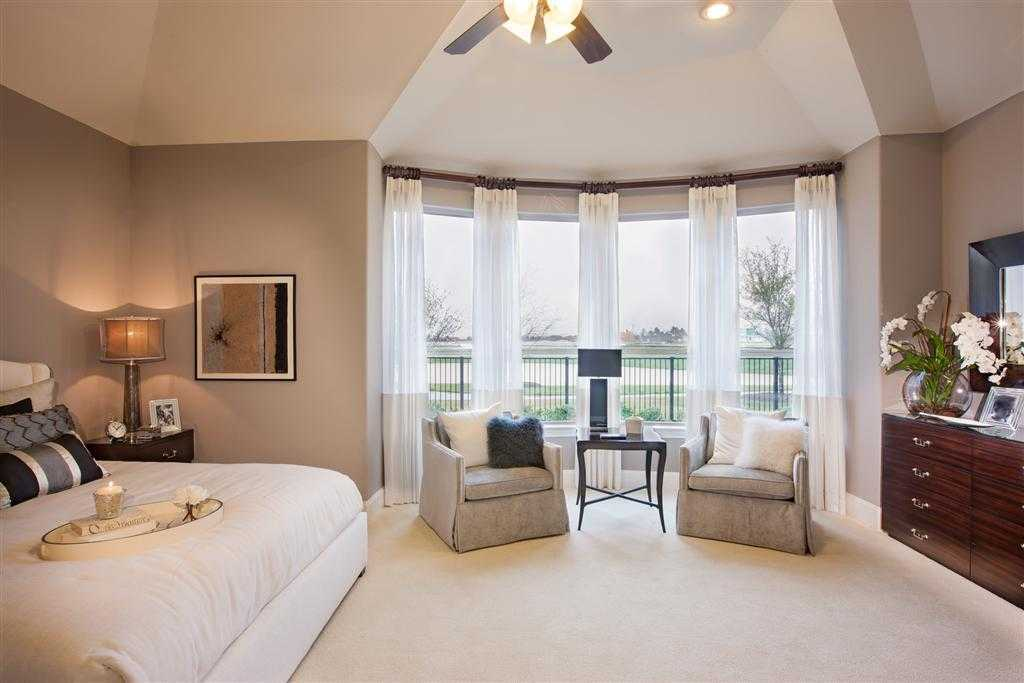 Bedroom-in-Plan 615-at-Star Trail: 86ft. lots-in-Prosper