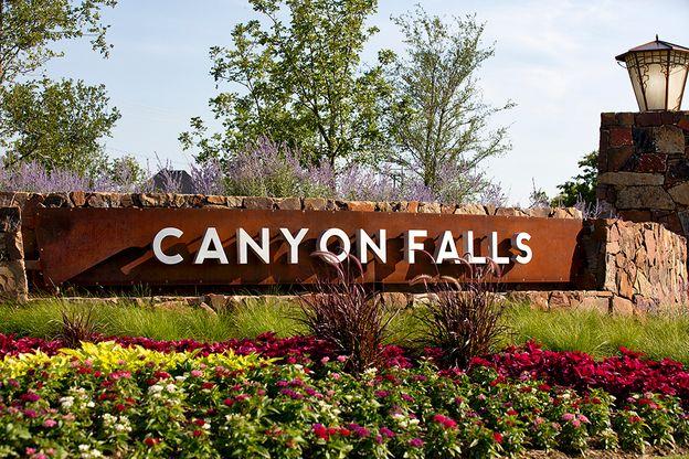 Canyon Falls: Silverleaf,76226