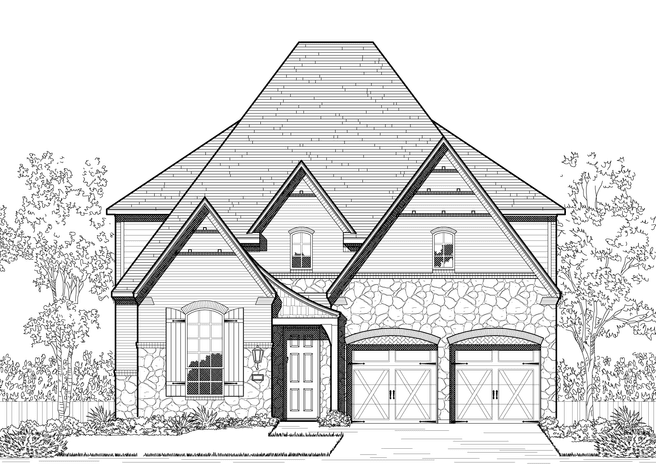 960 Southgate Lane (Plan 599)