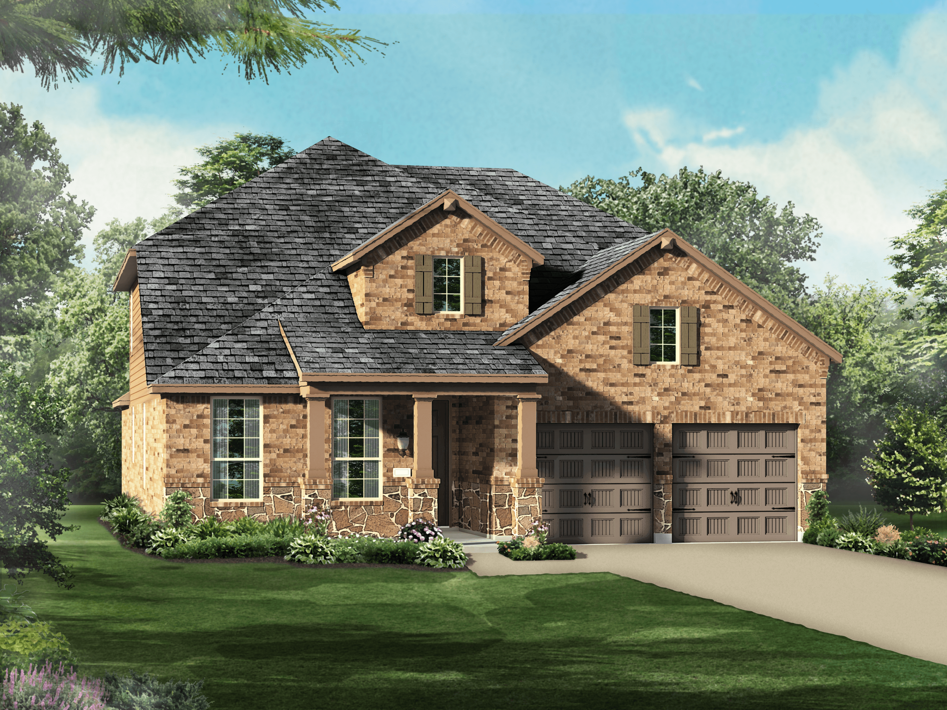 Communities with move in ready inventory homes in bulverde