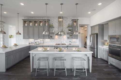 Kitchen-in-Plan 200-at-Lakeside at Tessera on Lake Travis: 60ft. lots-in-Lago Vista