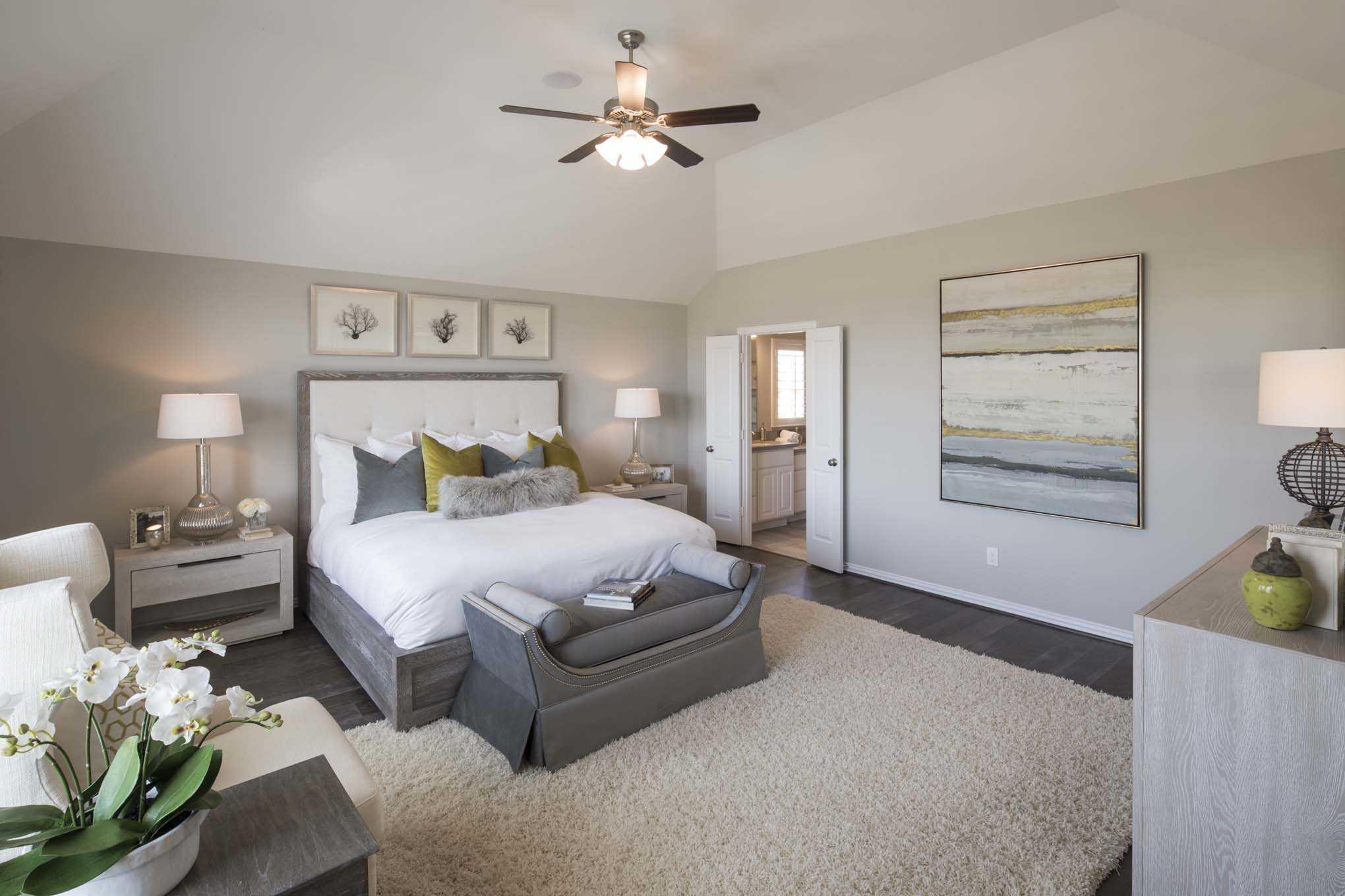 Bedroom-in-Plan 200-at-Front Gate in Fair Oaks Ranch: 60ft. lots-in-Fair Oaks Ranch