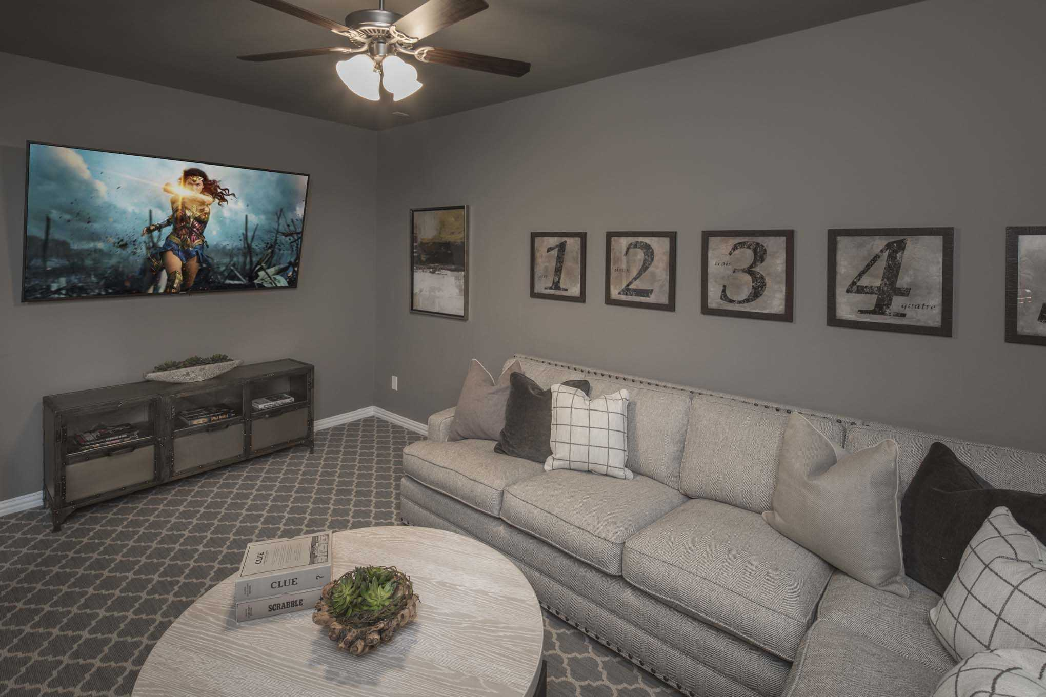 Media-Room-in-Plan 200-at-Front Gate in Fair Oaks Ranch: 60ft. lots-in-Fair Oaks Ranch