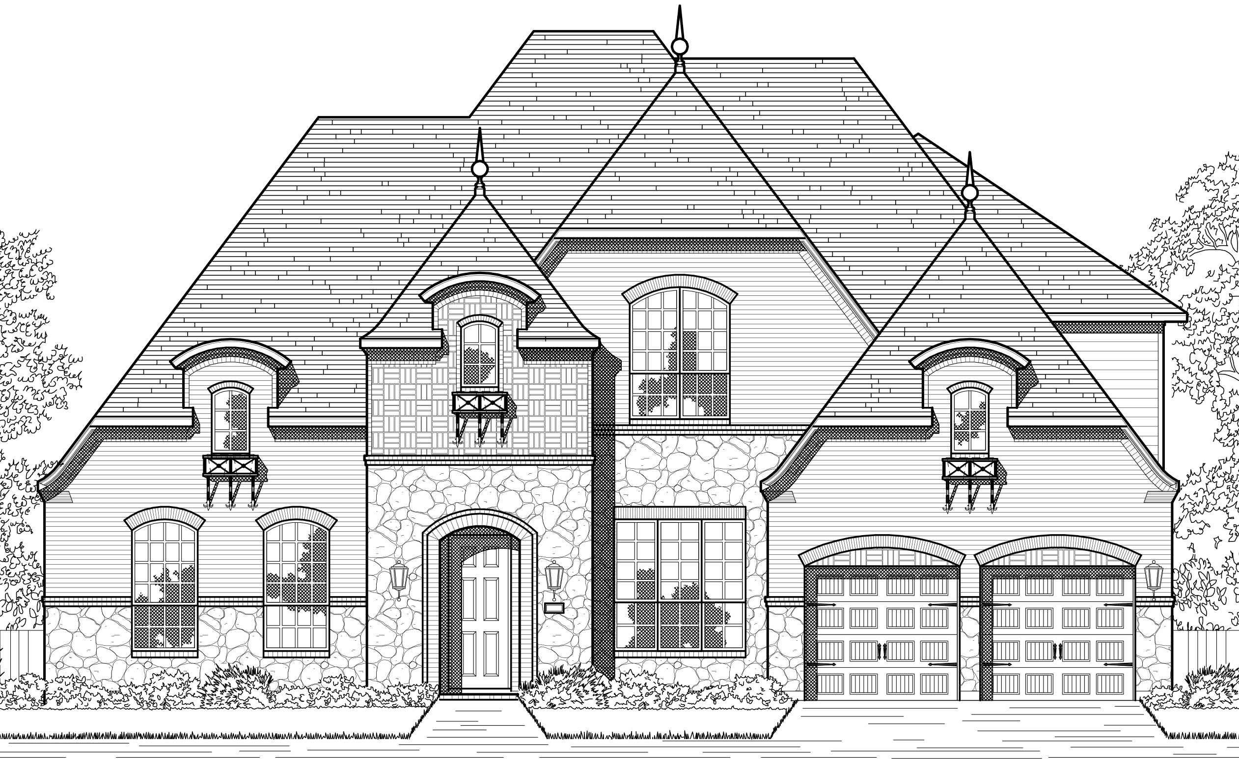 Edgestone At Legacy in Frisco, TX, New Homes & Floor Plans by ...