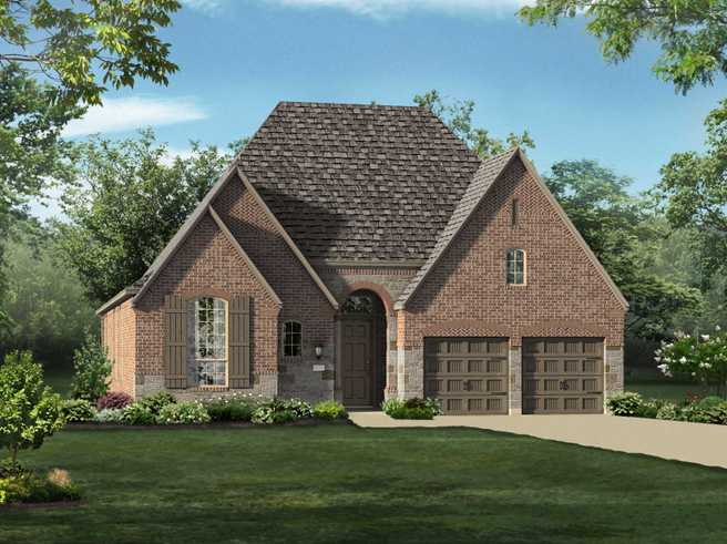 4315 Harlow Ranch Court (Plan 542)