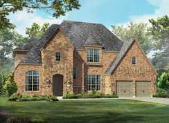 Plan 293 - Mustang Lakes: Celina, Texas - Highland Homes