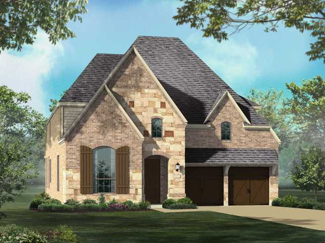 1601 Pebblebrook Lane (Plan 598)