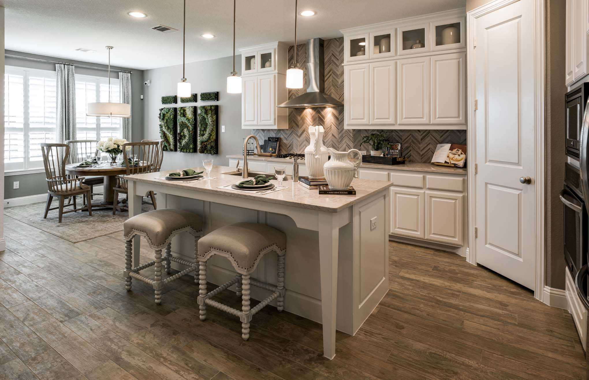 Kitchen-in-Plan 208-at-Lakeside at Tessera on Lake Travis: 60ft. lots-in-Lago Vista