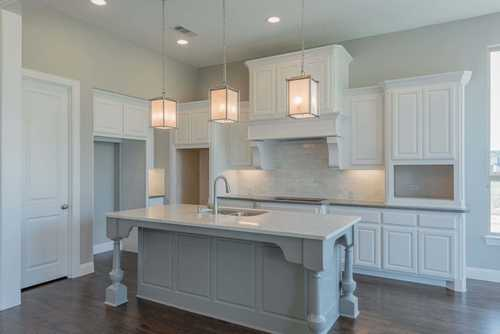 Kitchen-in-Plan 244H-at-Cibolo Canyons - Monteverde-in-San Antonio