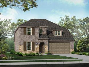 Plan Richmond - Harvest: Meadows: Northlake, Texas - Highland Homes