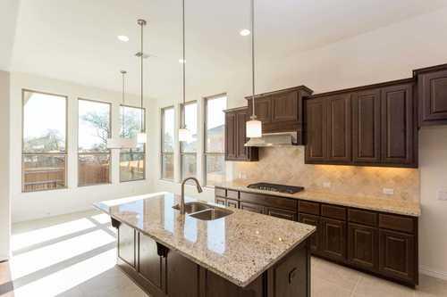 Kitchen-in-Plan 240-at-Jordan Ranch: 65ft. lots-in-Fulshear