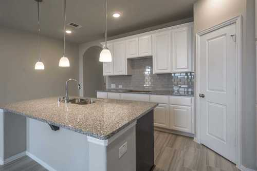 Kitchen-in-Plan 557H-at-Balcones Creek: 55ft. lots-in-Boerne
