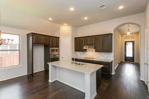 Kitchen-in-Plan 552-at-Tavolo Park: 50ft. lots-in-Fort Worth