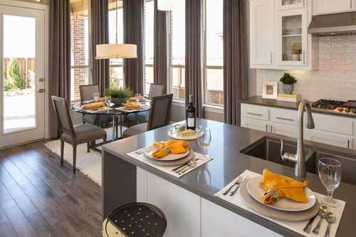 Kitchen-in-Plan 242-at-Fairway Ranch-in-Roanoke