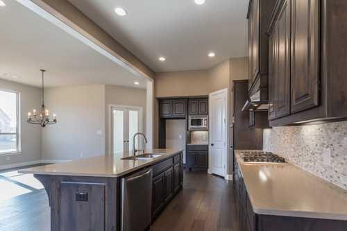 Kitchen-in-Plan 241-at-Fairway Ranch-in-Roanoke