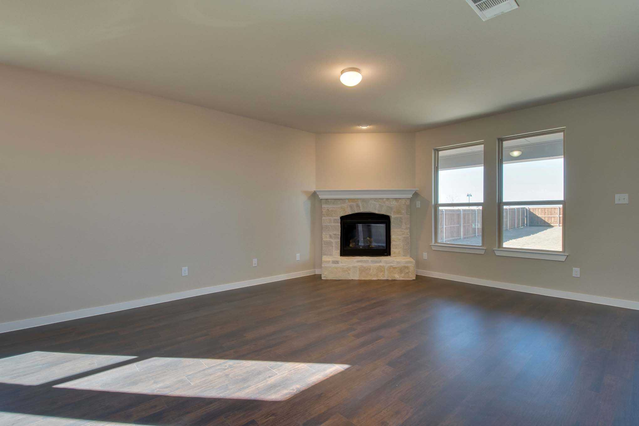 Empty-in-Plan Wakefield-at-Wildhorse Ranch-in-Manor
