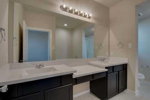 Bathroom-in-Plan Wakefield-at-Crosswinds: 50ft. lots-in-Kyle
